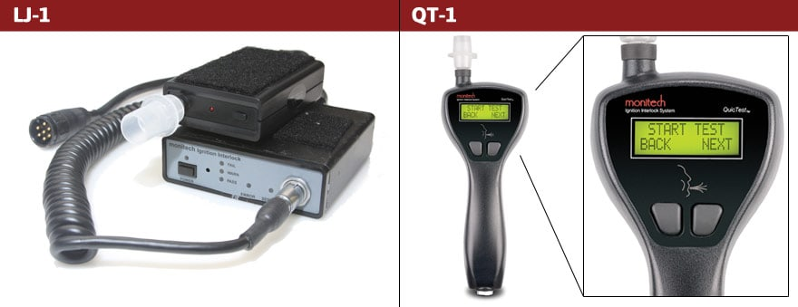 Types of Ignition Interlock Devices